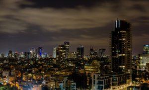 תל אביב בלילה