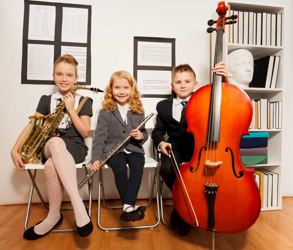 סדנאות מוזיקה לילדים
